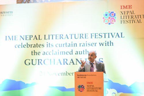 आइएमई नेपाल लिटरेचर फेस्टिभल २०१८ सम्पन्न